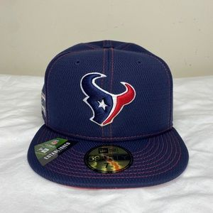 New Era Houston Texans 59FIFTY Fitted Cap